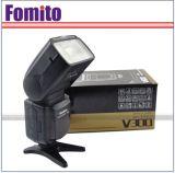 V300 lampe de poche pour l'appareil photo reflex numérique Nikon et Canon