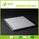 차가운 백색 LED 40W 사각 600 x 600mm LED 위원회 빛 3000 루멘 - LED 운전사를 가진 -
