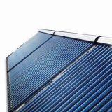 ヒートパイプの加圧ソーラーコレクタ