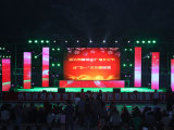 Painel Rental ao ar livre da tela do diodo emissor de luz da cor cheia de preço de fábrica P6.25mm de China o melhor