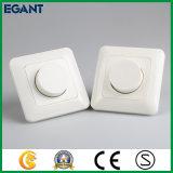 Commutateur de régulateur d'éclairage du contrôle de luminosité DEL