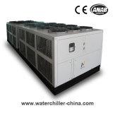 中央給水のための空気によって冷却されるねじスリラー