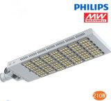 210W LED Lampe für im Freienbeleuchtung mit Bridgelux Chips