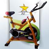 回転は自転車に乗る土のバイクのエアロバイク(XHS100)を