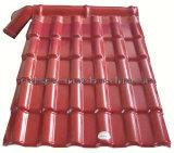 Volume stable en plastique rouge tuile en PVC pour la construction (DG-AD30)