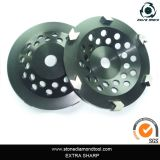 Инструменты колеса металла Bond меля t этапа стрелки конкретные меля