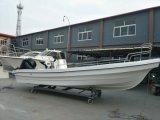 Barco de pesca de aleación de aluminio barco Luyazi