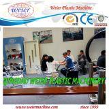 WPC ПВХ PE украшения для использования вне помещений колод бумагоделательной машины