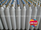 China Factory 10L de cilindros de oxigênio de aço para o médico2 usa