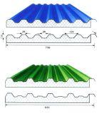 波形の鋼板(CH35-125-750)