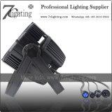 12X15W RGBWA levou a luz do Projeto Luz Fase IP65