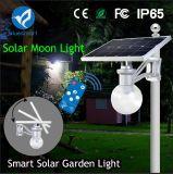 6-12W Waterprooof IP65 датчик движения для использования вне помещений на улице под руководством солнечной энергии света