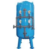 Automatischer industrieller mechanischer Wasser-Filter mit überzogenem Epoxidstahl