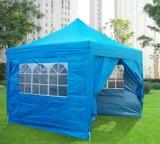 يطفو على السطح أكشاك حزب قابلة للطي خيمة مع جانب الجدار والنافذة
