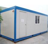Tela plana padrão móvel Pack Contentor House com Cozinha WC