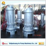 Acque luride sommergibili centrifughe dell'acciaio inossidabile e pompa delle acque di rifiuto
