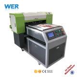 3D-эффект, утвержденном CE 60см*90см большие по размеру планшетный УФ принтер Wer-Ep6090УФ