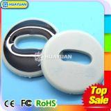 Etiqueta lavable económica del lavadero del LF o del HF RFID