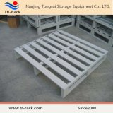 Kundenspezifische Lager-Speicherung galvanisierte zweiseitige Stahlmetallladeplatte