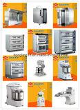 2017 horno rotatorio eléctrico caliente del estante de las ventas 16-Tray para la hornada