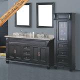 Governo di transizione del bagno di vanità della stanza da bagno di legno solido del caffè espresso Fed-1505