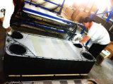 Fabricante de caliente APV SS304/ss316L H17 la placa para intercambiador de calor de placas
