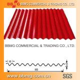Het Chinese Hete Staal van het Dakwerk/walste Rol PPGI ASTM. van het Staal van de Rol van het Staal de Kleur Met een laag bedekte koud