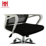 Parte posterior opcional del acoplamiento de la silla de la oficina de la venta de fábrica del color caliente del precio con las ruedas