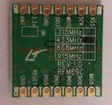 Modulo del ricetrasmettitore di dati di 315/433/868/915 di megahertz Rfm69c rf