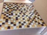 Mosaico de vidrio y piedra (VM8103, 300x300mm)