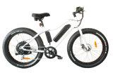 Mini Ebike City Folding E Bike Alloy Frame Frein à disque Bicyclette électrique avec LED