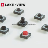 SGS 50mA 12VDC Micro Push Button Tact Switches avec Spst