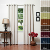 Tratamientos de ventana decoraciones cortinas blackout (C11802)