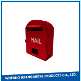 Timbratura della lamiera sottile di precisione dell'OEM della cassetta postale