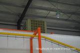 Riga di rivestimento della polvere per il radiatore di alluminio con buona qualità