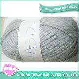 Venda por grosso de tricotar mão roupas grossas Fios Homespun grossas para venda
