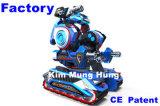 Robot dell'uomo del re Robot Ride Walking Iron dello spazio con l'affissione a cristalli liquidi di Rearview per il parco di divertimenti