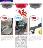 Более чем в рамках поиска автомобиля вес лампы подсветки зеркала в практических портативное устройство под автомобилем сканирование системы камеры Uvss поиска автомобиля H2D-300
