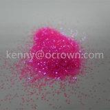 Schittert het Acryl het Verkopen van de opvlieging Roze Poeder voor Kerstmis