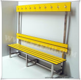 ステンレス鋼の構造が付いているフェノールの積層のベンチ
