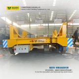 Carretón motorizado carril material de la carga pesada (BDG-25T)