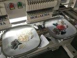 Holiauma 15 colorea la máquina principal del bordado del casquillo 6 automatizada para las funciones principales multi de la máquina del bordado para la máquina del bordado del casquillo