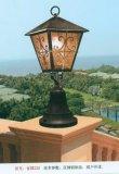 Ente di alluminio durevole dell'indicatore luminoso solare del giardino di alta qualità LED