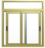 Foshan-Fabrik-Aluminiumdreieck-Fenster-Glas-schiebendes Fenster-Preis in Philippinen