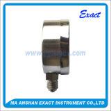 すべてのステンレス鋼圧力正確に測真空の空気圧の正確に測Bourdonの管の圧力計