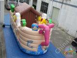 Patio inflable de la arca de Noah gigante para los cabritos