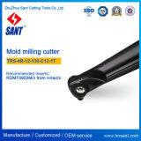 CNCの旋盤の切削工具のTrs4r 12 130 C12 1tによって推薦されるRdmtを製粉するIndexable製粉のツール型