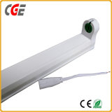 LED 관 빛 T5 T8 두 배 편들어진 60cm 90cm 120cm 2FT 4FT 통합 부류 주거