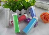 Hotsell Plastiklippenstift-bunte Energien-Bank 2200mAh 2400mAh 2600mAh