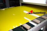 Composite en aluminium de fabricants de feuilles de feuille de polyester